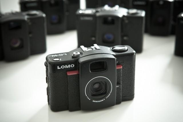 The brand new lomo LC-W