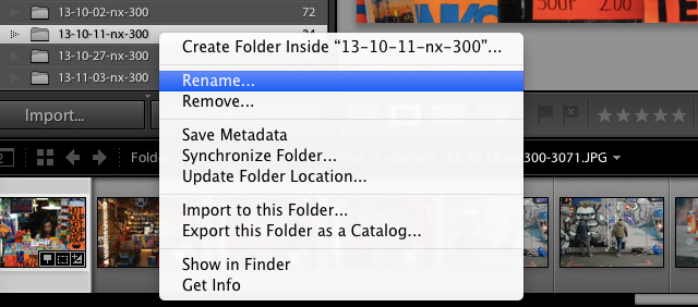 Lightroom tutorial: Missing Files / Folders & External Hard drives