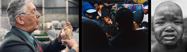images by Arnhel De Serra, Ewen Spencer and Steve Bloom